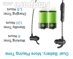 GEVO GV-18BT wireless earphones photo 8