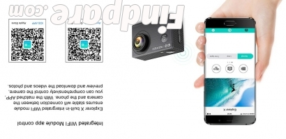 Elephone ELE Explorer X action camera photo 10