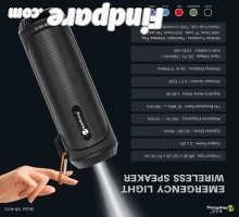 New Rixing NR-4016 portable speaker photo 2