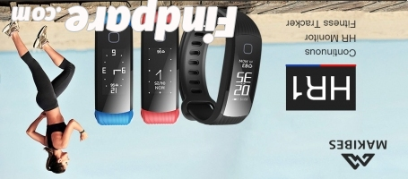 Makibes HR1 Sport smart band photo 1
