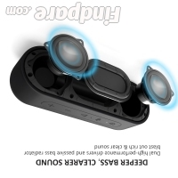 Tribit XSound Go portable speaker photo 1