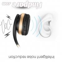 Picun P16 wireless headphones photo 3