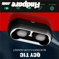 QCY T1C wireless earphones photo 9