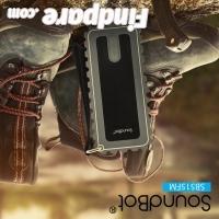 SOUNDBOT SB515FM portable speaker photo 1