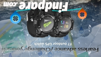 NO.1 F7 smart watch photo 1