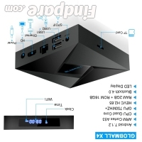 Globmall X4 2GB 16GB TV box photo 8
