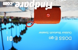 DOSS E-go portable speaker photo 1