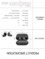 Myinnov MKJY1 wireless earphones photo 13