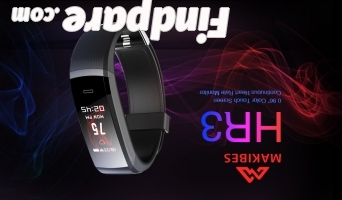 Makibes HR3 Sport smart band photo 1