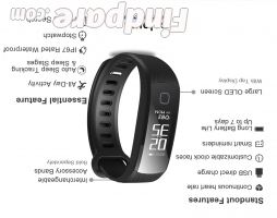 Makibes HR1 Sport smart band photo 3
