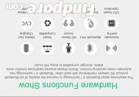 Yuer T8 wireless earphones photo 6
