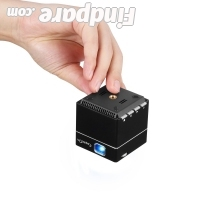 Exquizon S6 portable projector photo 9