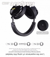 Bluedio T5S wireless headphones photo 2