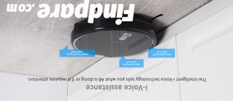 ILIFE A8 robot vacuum cleaner photo 7
