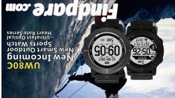 Uwear UW80C smart watch photo 1