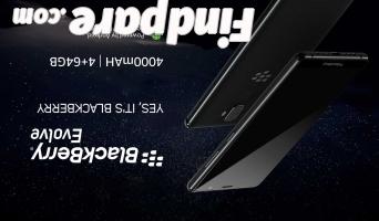 BlackBerry Evolve smartphone photo 1