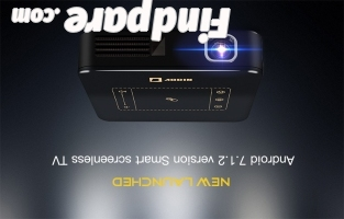 AODIN D13 portable projector photo 1