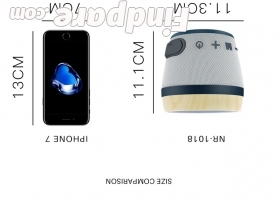 New Rixing NR-1018 portable speaker photo 7