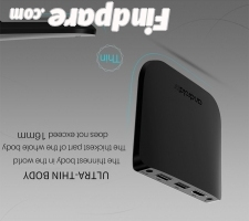 MECOOL M8S PLUS W 1GB 8GB TV box photo 3