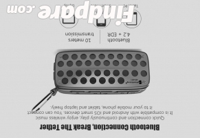 New Rixing NR-4011 portable speaker photo 2