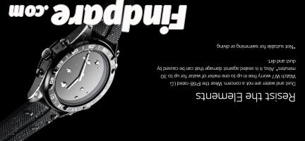 LG W7 smart watch photo 5