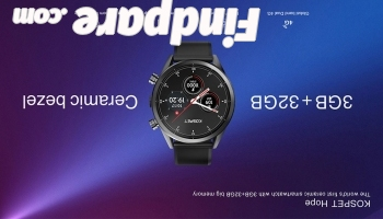 KOSPET Hope 4G smart watch photo 1