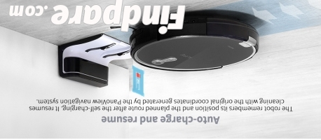 ILIFE A8 robot vacuum cleaner photo 6