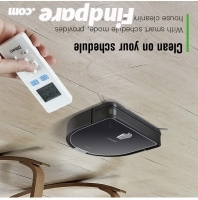Dibea D960 robot vacuum cleaner photo 7