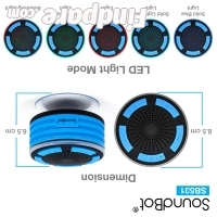 SOUNDBOT SB531 portable speaker photo 8