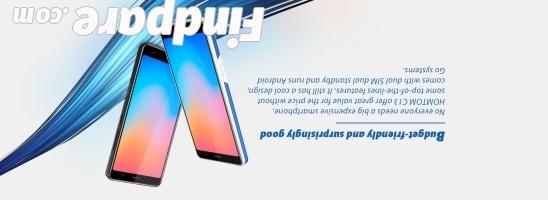 HOMTOM C13 smartphone photo 3