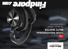 Bluedio T6 wireless headphones photo 1