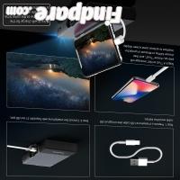 Exquizon S1 portable projector photo 6