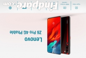 Lenovo Z6 Pro 12GB 512GB PAEF0006CN smartphone photo 1