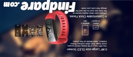 Makibes HR1 Sport smart band photo 5