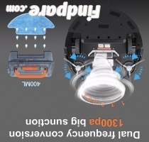 Diggro C200 robot vacuum cleaner photo 3