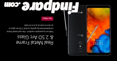LG Q Stylus Plus smartphone photo 1