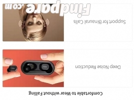 QCY T1C wireless earphones photo 3