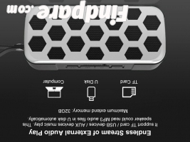 New Rixing NR-3019 portable speaker photo 2