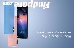 Xiaomi Redmi Note 6 Pro 3GB 32GB Global smartphone photo 1