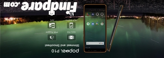 Poptel P10 smartphone photo 1