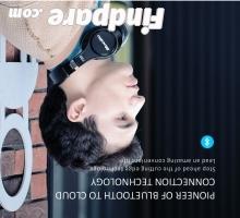 Bluedio U2 wireless headphones photo 2