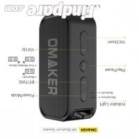 Omaker M6 portable speaker photo 2