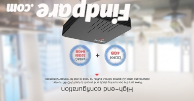 MAGICSEE N5 Max 4GB 32GB TV box photo 3