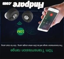 Yuer T8 wireless earphones photo 5