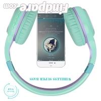 Riwbox XBT-80 wireless headphones photo 8