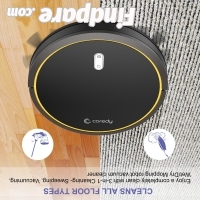 Coredy R500 robot vacuum cleaner photo 2