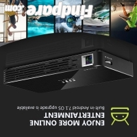 Siroflo C800S mini portable projector photo 2