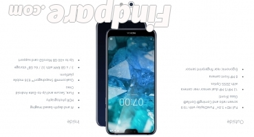 Nokia 7.1 TA-1100 3GB 32GB smartphone photo 8