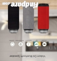 Vidson D6 portable speaker photo 1