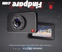 Junsun H9 Plus Dash cam photo 1